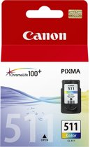 Canon CL-511 - Inktcartridge / Kleur