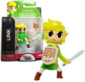NINTENDO - Mini Figurines World of Nintendo - LINK - 6cm