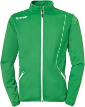 Kempa Curve Classic  Trainingsjas - Maat S  - Mannen - groen/wit