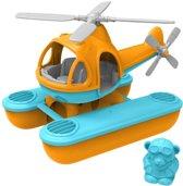 Waterhelikopter oranje - gerecycled