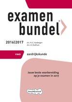 Examenbundel vwo Aardrijkskunde 2016/2017