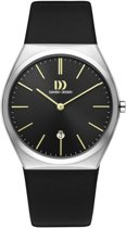 Danish Design Steel horloge  - Zwart