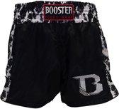 Booster Short TBT Pro 4.35 Zwart Camo Medium