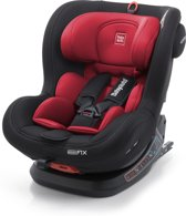 Autostoel Birofix red 360 draaibaar