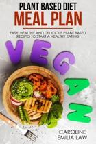 Plant-Based Diet Meal Plan: Easy, Healthy and Delicious Plant-Based Recipes to Start a Healthy Eating