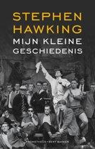 Boek cover Mijn kleine geschiedenis van Stephen Hawking (Paperback)