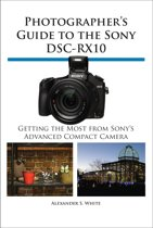 Omslag van 'Photographer's Guide to the Sony DSC-RX10'