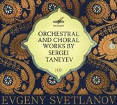 Orchestral And Choral Works By Sergei