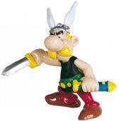 Plastoy figuurtje - Asterix met zwaard - 6 cm hoog
