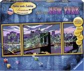 Schilderen Op Nummer - Skyline Van New York
