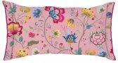 Pip Studio Floral Fantasy - Nekrol - Sierkussen - 22x70 - Ecru