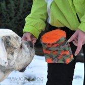 Major Dog beloningszakje, camo