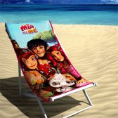 Disney Mia and Me Fairy Strandlaken 70x140 - Multi