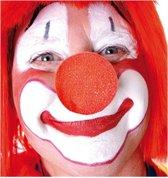 200x stuks rode clowns neus/neuzen foam