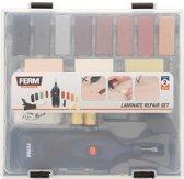 Ferm - Laminaat Repair Set - Inclusief batterijen!