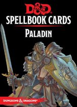 Dungeons and Dragons Spellbook Cards: Paladin (69 Cards)