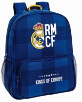 Real Madrid Blue Junior Backpack 38cm