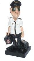 Beroepen - beeldje - piloot - burgerluchtvaart - Warren - Stratford