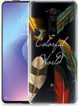 Xiaomi Redmi K20 Pro Hoesje Feathers World