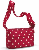 Reisenthel Mini Maxi Citybag - Opvouwbaar - Ruby Dots