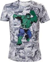 Marvel - Hulk Mens T-shirt - XL