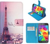 Samsung Galaxy Grand Prime G530 Portemonnee Hoesje Case Paris