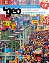De Geo / Bevolking en Ruimte 3/4 VMBO-KGT CE / deel Lesboek