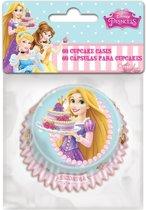 Stor Cupcake Vormpjes Prinsessen pk/60