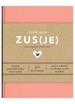 Boek cover Voor mijn zus(je) van Elma van Vliet (Hardcover)