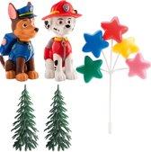 Paw Patrol™ taartdecoraties - Feestdecoratievoorwerp