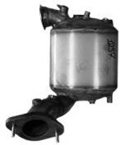 Roetfilter DPF Jeep Compass 2.0 CRD ECE 01/2008- 4743962AA