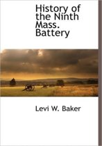 History of the Ninth Mass. Battery