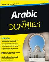 Arabic for Dummies, 2nd Edition with CD