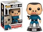 Pop! Star Wars: Blue Snaggletooth LE