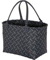 Handed By Luxury - Shopper - donker grijs