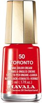 Mavala Nail Color Cream Nagellak 5 ml - 50 - Toronto