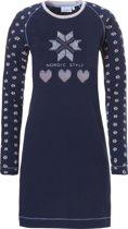 Dames nachthemd Pastunette 10192-110-2 - blauw