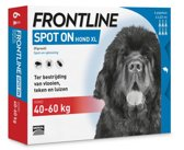 Frontline Spot-On XL Anti vlooienmiddel - Hond - 6 pipetten