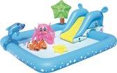 Bestway Speelzwembad Aquarium 239x206x86 cm