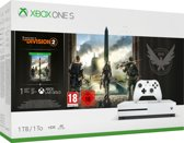Xbox One S console 1 TB + The Division 2