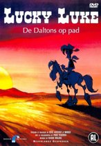 Lucky Luke - Daltons Op Pad (dvd)