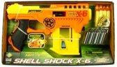 Lanard Pistool Shell Shock X-6