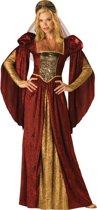 Renaissance kostuum voor vrouwen - Premium - Verkleedkleding - Medium