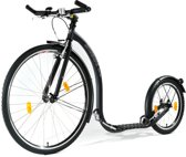 KICKBIKE 'CRUISER MAX'  STEP,  BLACK 12+