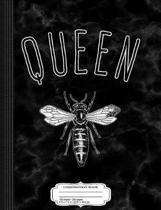 Queen Bee Composition Notebook