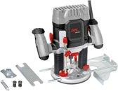 SKIL 1841 AA Bovenfrees - 1200 Watt - variabele snelheid - nauwkeurige diepte-instelling