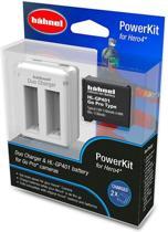 Hahnel Power Kit voor GoPro Hero 4 lader + HL-GP401 accu