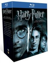 Harry Potter - Complete Collection (Blu-ray) (Import)