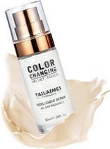 TLM Foundation® - Color Changing Foundation® - Vernieuwd! - Kleurveranderende Foundation - De Perfecte Kleur Foundation - Waterproof - Beste Kwaliteit!