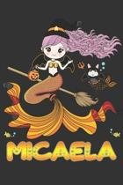 Micaela: Micaela Halloween Beautiful Mermaid Witch Want To Create An Emotional Moment For Micaela?, Show Micaela You Care With
